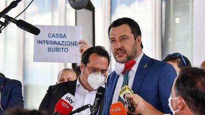 Salvini, 1mld a cig o rischio tensioni