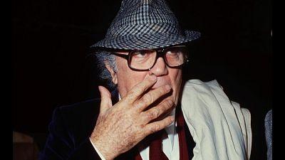 Tratto Lungotevere dedicato a Fellini