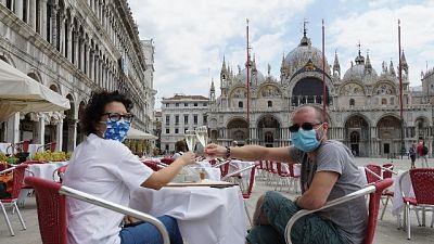 Venezia: riapre Caffè Quadri a S.Marco