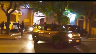 Bomba colpisce negozio nel Foggiano