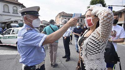 Calabria, terzo giorno no nuovi contagi
