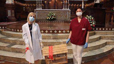 A personale sanitario Palombella Orvieto