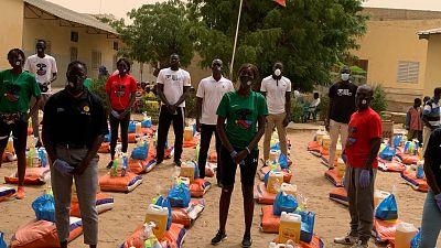 Plus de 3 500 personnes soutenues au Sénégal avec des denrées alimentaires et des articles ménagers essentiels au cœur de la crise COVID-19