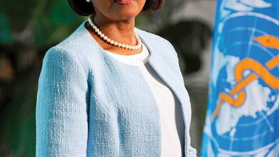 Point de presse en ligne de l'OMS Afrique : Les flambées de COVID-19 et d'Ebola