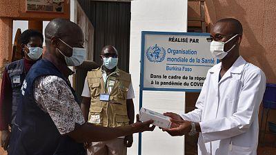 Coronavirus - Afrique : L'OMS appuie la construction des unités de triage des patients dans la lutte contre le COVID 19