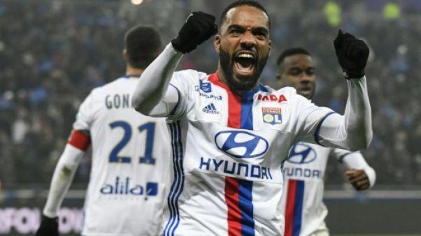 Ligue 1: Lyon renvoie Marseille à ses études