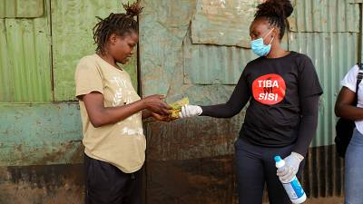 Safe Hands Kenya scales up mass sanitation drive against COVID-19 to reach 2 million Kenyans
