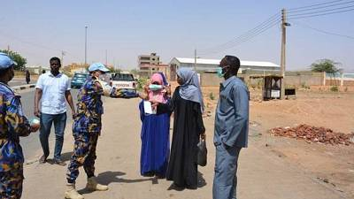 Coronavirus - Sudan: UNAMID awareness campaign on COVID-19