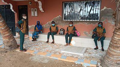 """Coronavirus - Sénégal : Application de l'approche """"un acteur une école"""" à Mbao"""