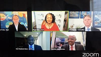 Corporate Council on Africa's Inaugural Leaders Forum – Final Day Spotlights Sustaining Regional and Bilateral Trade Post-COVID in Africa