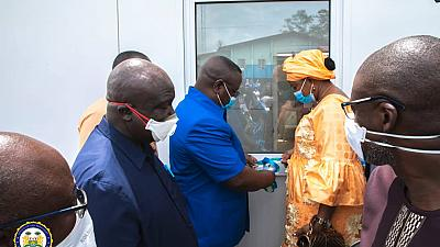 Coronavirus: Sierra Leone's President Julius Maada Bio commissions Covid-19 Care and Treatment Facilities, recognises Partner Interventions in Healthcare Systems