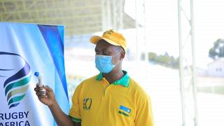 Rwandan Rugby receives support to fight Covid-19 pandemic
