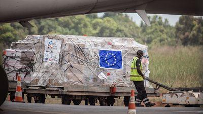 Coronavirus - Somalia: Three European Union (EU) Humanitarian Air Bridge flights to Deliver protective equipment & medical supplies to Somalia