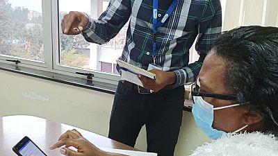 Coronavirus - Kenya: Nairobi Metropolitan health care workers under go training on Jitenge App