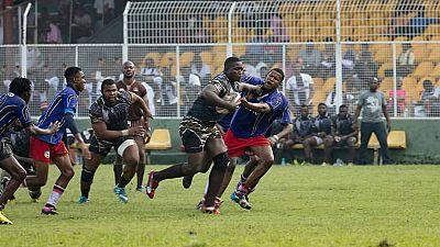 Nigeria Rugby Football Federation (NRFF) partners Rugby Outreach UK