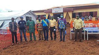 République centrafricaine - COVID-19 : Des équipements pour le centre d'isolement et de traitement de Bria