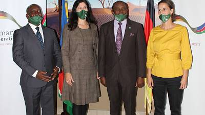 Coronavirus - Namibia: German Government support for the development of Namibia's fight against COVID-19 Pandemic - Protecting biodiversity and securing jobs and ongoing activities in the conservation and tourism sector