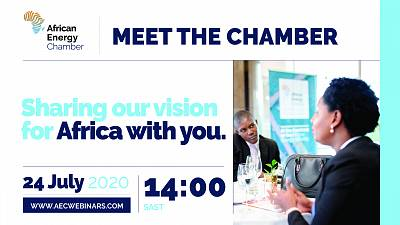 The African Energy Chamber shares its vision for Africa through 60-minute sessions.