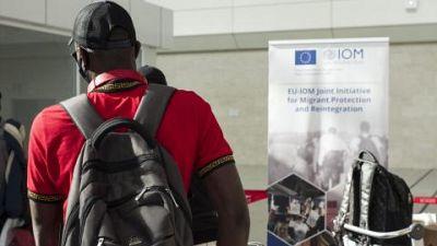 Coronavirus - Algeria: Amid COVID-19 Pandemic, International Organization for Migration (IOM) facilitates return of 84 migrants from Algeria to Mali