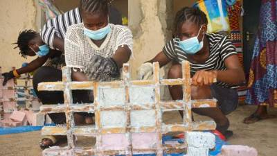 Coronavirus - Gambia: Livelihood, Psychosocial Support as Shipwreck Survivors Contribute to COVID-19 Response in the Gambia