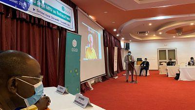 Burkina Faso : GGGI et la Suède accompagne la mise en place d'un système Measuring, Reporting and Verification (MRV) National