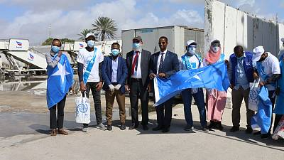 Coronavirus - Somali Migrants Return Home After Several Months Stranded in Iran