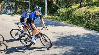 NTT Pro Cycling set for Milano-Sanremo