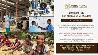 L'AUDA-NEPA lance l'Académie des MPME pour toutes les micro petites et moyennes entreprises Africaines