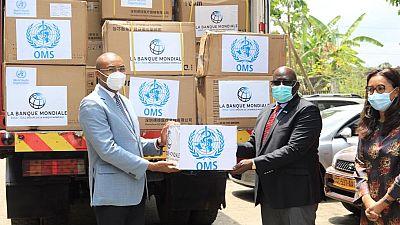 Coronavirus - Gabon : Don d'équipement de protection individuelle