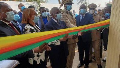 Coronavirus - Cameroun : Visite de travail du Ministre de la Santé Publique, Dr Manaouda Malachie dans la Region de l'Est ce 14 août 2020