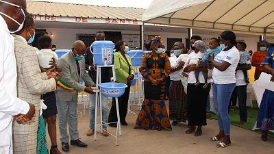 Coronavirus - République du Congo : Semaine de l'allaitement maternel