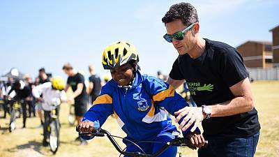 "Video: ""We have ridden"" - Celebrating 10 years with Qhubeka"