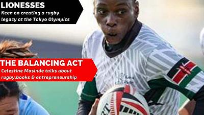Welcome to Game Live! a multi-media initiative from the Kenya Rugby Union (KRU)