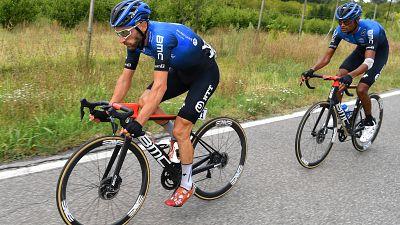 NTT Pro Cycling: Tirreno-Adriatico Lineup