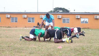 Des étudiants de l'Institut National de la Jeunesse et du Sport (Injs) se mettent au service de la balle ovale ivoirienne
