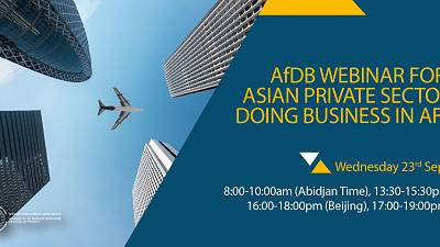 Africa Offers Asian Business an Abundance of Investment Opportunities, Webinar Participants Learn