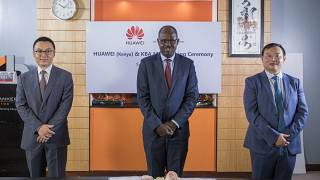 Kenya Bankers Association (KBA), Huawei Ink Partnership Agreement to Promote Tech-Driven Financial Inclusion, Fintech Capacity Building