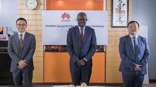 Kenya Bankers Association (KBA), Huawei Ink Partnership Agreement to Promote Tech-Driven Financial Inclusion, Fintech Capacity Building