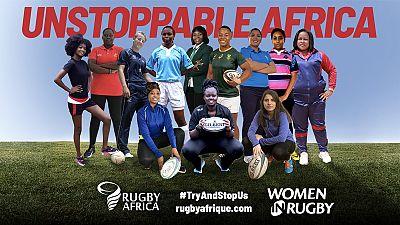 Les Rugbywomen Africaines sont inarrêtables