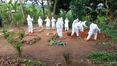 "Coronavirus - Uganda: The ""Angels"" who bury the COVID-19 dead alone"
