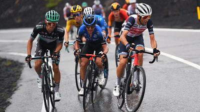 Giro d'Italia: Stage 3 Reaction
