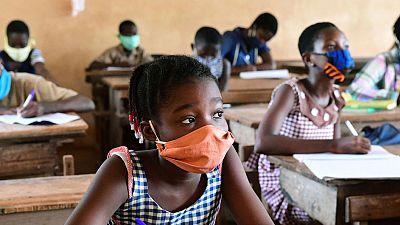 Covid-19 : Seul 1 pays sur 3 prêt à accueillir en toute sécurité les enfants pour la rentrée scolaire en Afrique de l'Ouest et du Centre