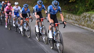 Giro d'Italia Stage 10: Pozzovivo continues to make history for NTT Pro Cycling