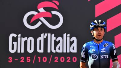 Giro d'Italia: Pozzovivo epitomises NTT Pro Cycling's fight for its future