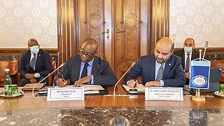 The OPEC Fund and West African Development Bank (BOAD) boost cooperation in Western Africa