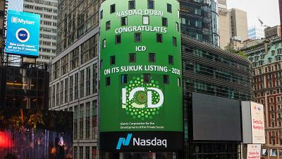 Nasdaq Dubai welcomes listing of USD 600 million Sukuk by Islamic Corporation for the Development of the Private Sector