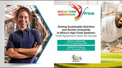 25 young African agripreneurs advance to 'boot camp' in the African Development Bank's $120,000 AgriPitch Competition