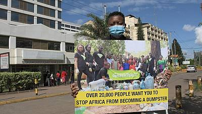 The Power is in Your Hands: Over 20,000 Implore CS Maina to Say No to Kenya-US Plastic Deal