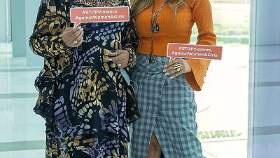 Merck Foundation CEO et la Première Dame de la RD Congo célèbrent la Journée Internationale de « l'Élimination de la Violence à l'égard des Femmes et des Filles » après l'avoir nommée Ambassadrice de Merck More Than a Mother