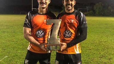 Un nouveau Champion de rugby à 7 sur l'Ile Maurice